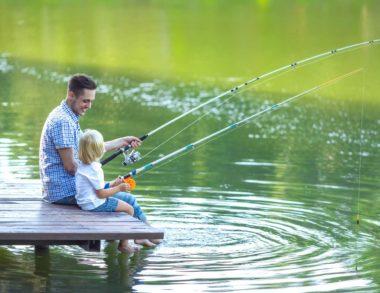 fishing holiday in cornwall at hengar