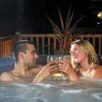 hot tub villa