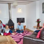 holiday cottages family