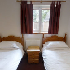 lodge single beds