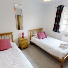 cottage singe beds