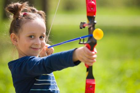 Kids Archery Parties
