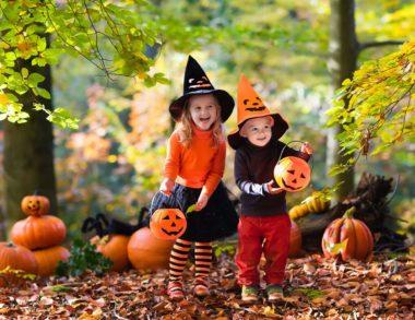 Halloween October Half Term