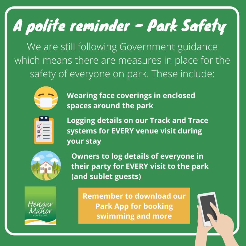 Park safety at Hengar Manor