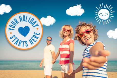 Your holiday starts here